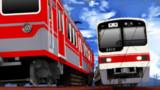 【MMD鉄道】簡単!複線S字曲線