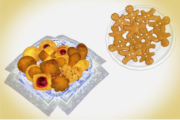 クッキーセットver1.0
