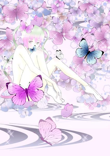 蝶々 其の壱 (初音ミク)