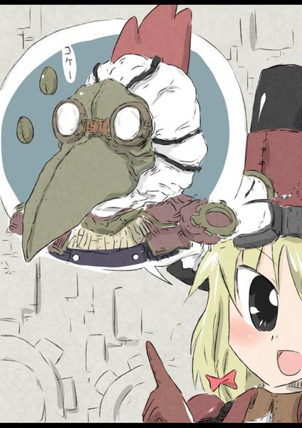 スチームパンククッキー☆の中盤
