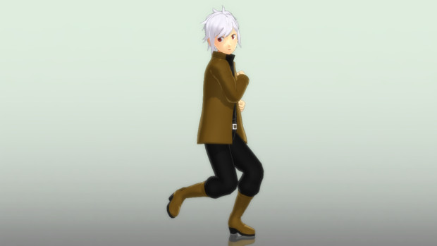 【MMD-OMF5】ベル・クラネルモデル