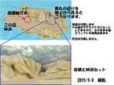 【OMF5】【MMD】岩礁と砂浜の島