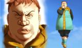 【MMD-OMF5】七つの大罪 おっさんキング