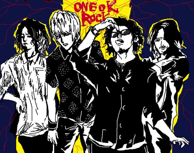 One Ok Rock 武内まさる さんのイラスト ニコニコ静画 イラスト