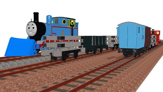 ナロー規格貨車