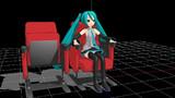 【MMDモデル配布】映画館の椅子【最近映画館で映画見てないなぁ】