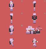 【Minecraft】ゆかりさんのスキン