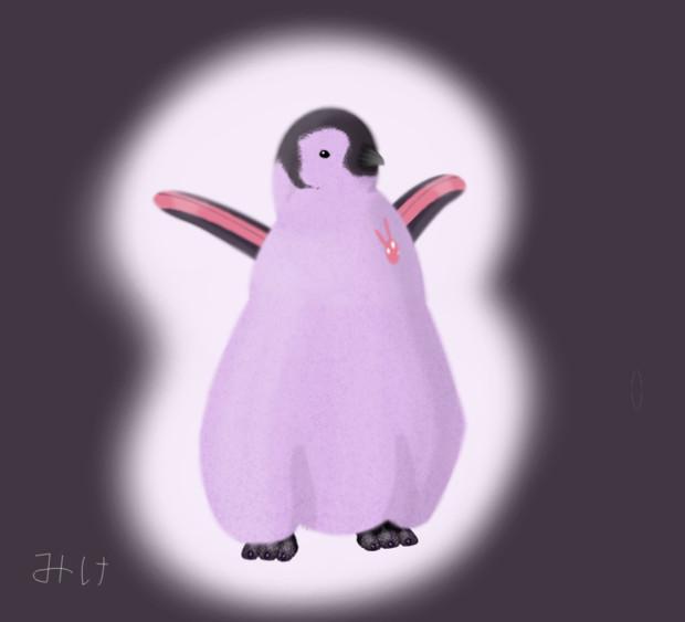 ペンギンゆかり