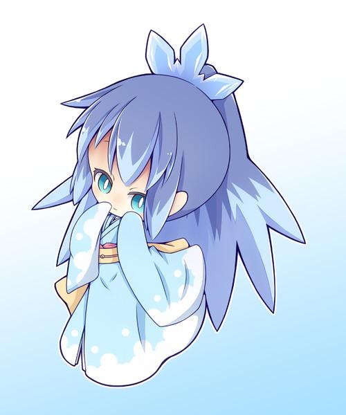 妖怪ウォッチのふぶき姫が可愛いので描いてみた みぃや さんの