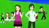 【MMDモデル配布】菊地真と水瀬伊織。