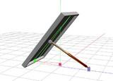 【MMD】IKを使ったシリンダー構造