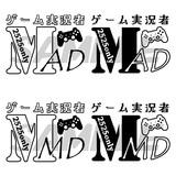 ゲーム実況者MAD&MMD用ロゴ