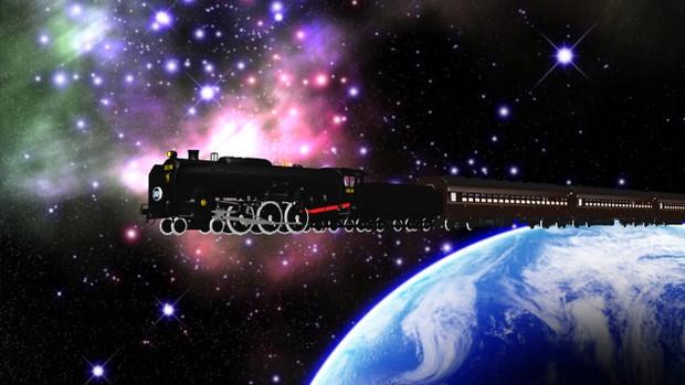 Galaxy Express 999銀河鉄道999 Masayan39 さんのイラスト