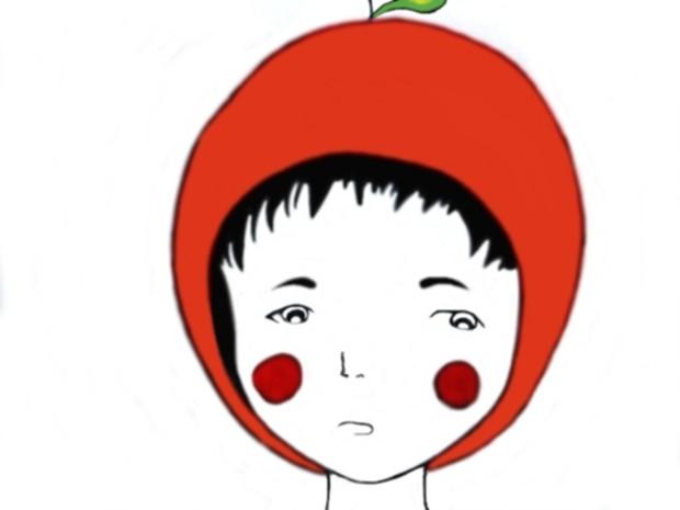 りんご堂のりんごちゃんw