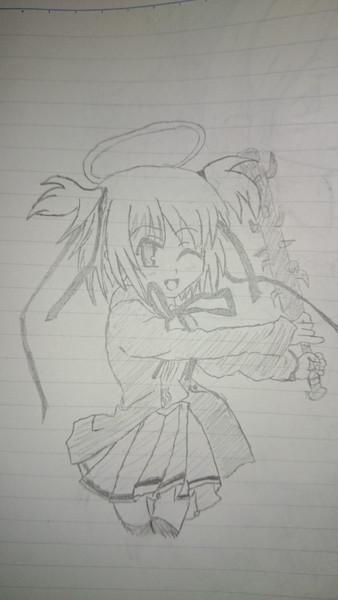 桜くん遊ぼうよー!