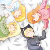 睡眠タイム