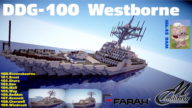 DDG-100 Westborne class
