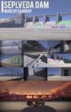 【MikuMikuDance】セプルベダ・ダム風ステージ配布します
