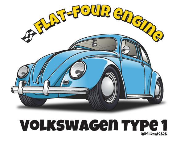 VW・ビートル type1②