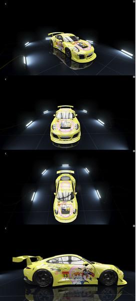 Project CARS なのは号