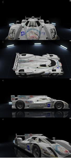 Project CARS レーシングミク2015号