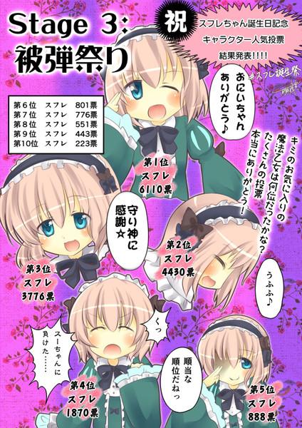 【ゴ魔乙】スフレ誕生日記念