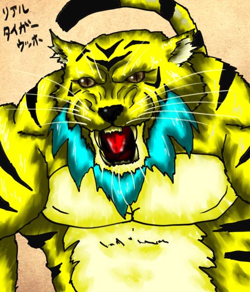 タイガーウッホ