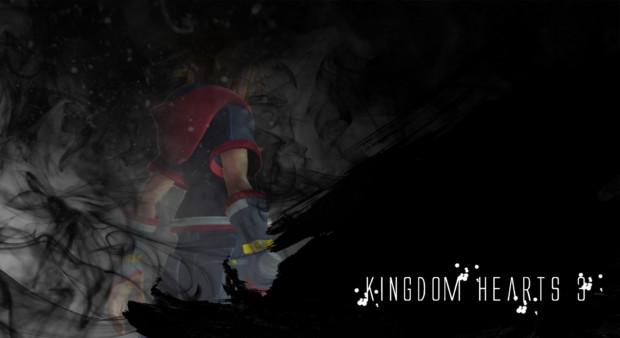 KingdomHearts3 E3 2015ver GFX
