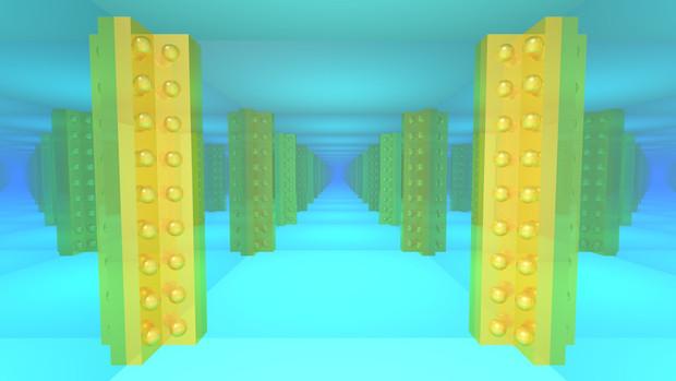 無限鏡の部屋8