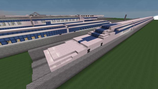 【Minecraft】超電導リニア・L0系先頭車両