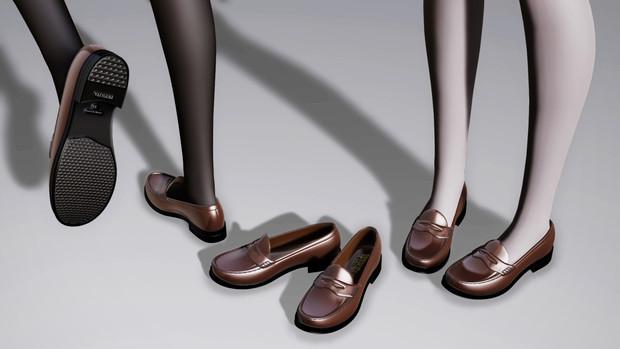 Dress Shoes Daz Male