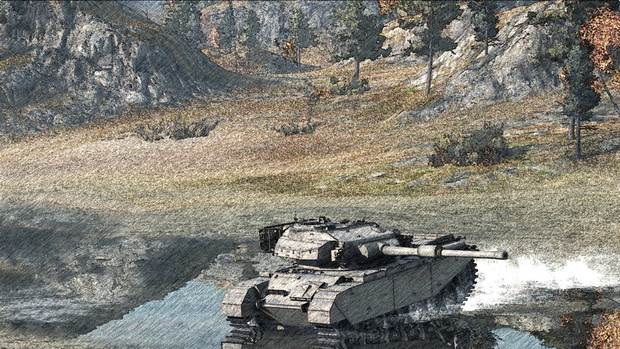 [Centurion Mk. 7/1]20150621-2
