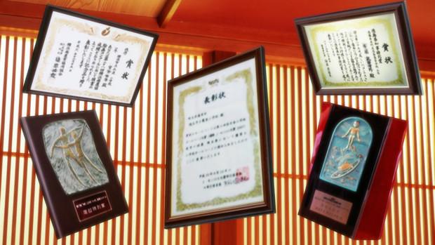 【MMD】賞状 とか 記念の盾 のモデル【配布】