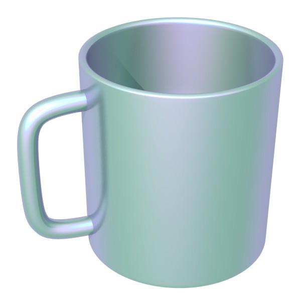 パールのマグカップ
