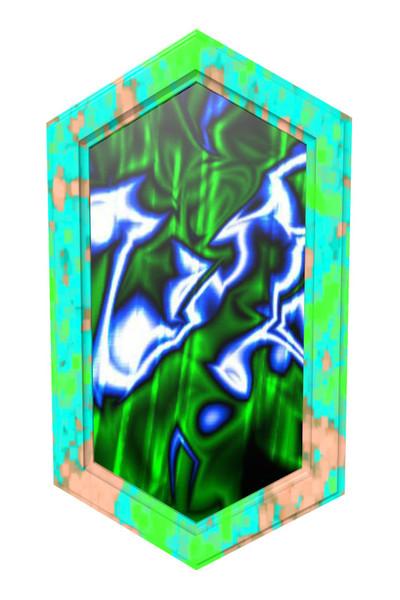 六角形の鏡3