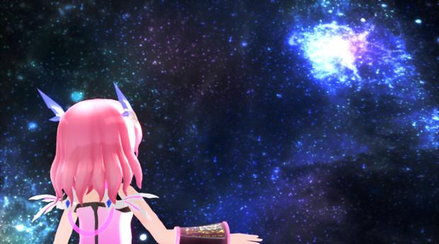遠い遠い星をめざして・・・