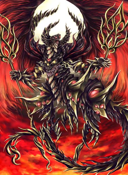 煉獄の黒龍 Vistlip Love さんのイラスト ニコニコ静画 イラスト