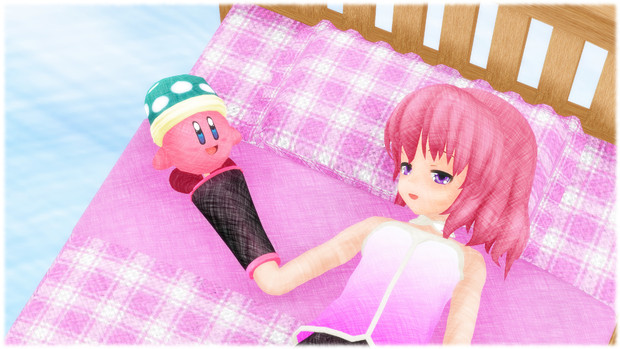 Good night,Rei