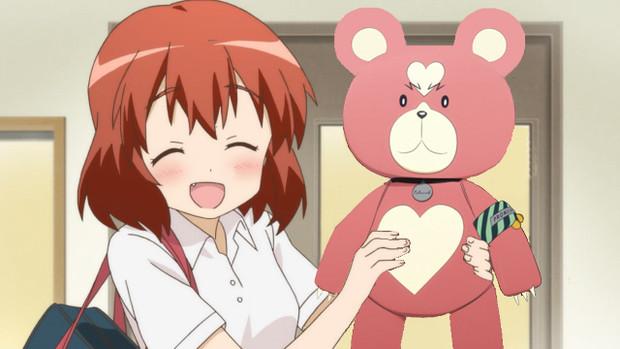 キリシマにクマでキリクマ、ちょっと強そうでかっこいいでしょ!