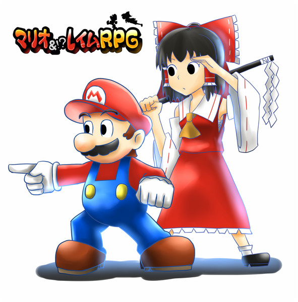 マリオ&ルイージRPG風