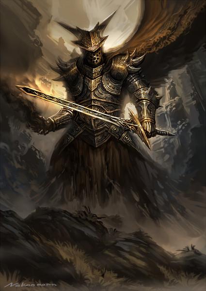騎士、アヴグラド