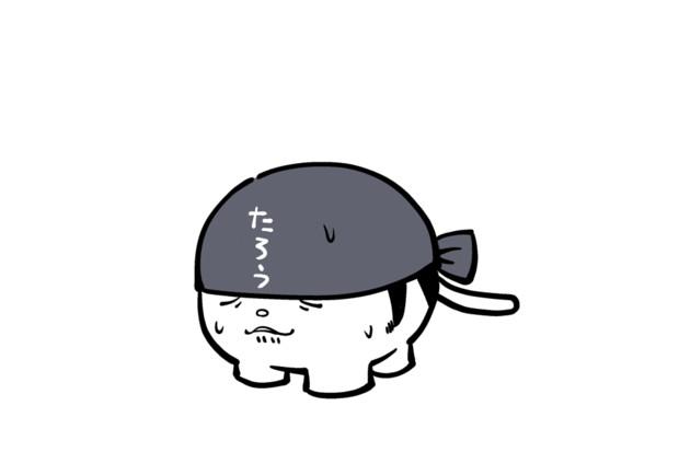 腕立て太郎犬
