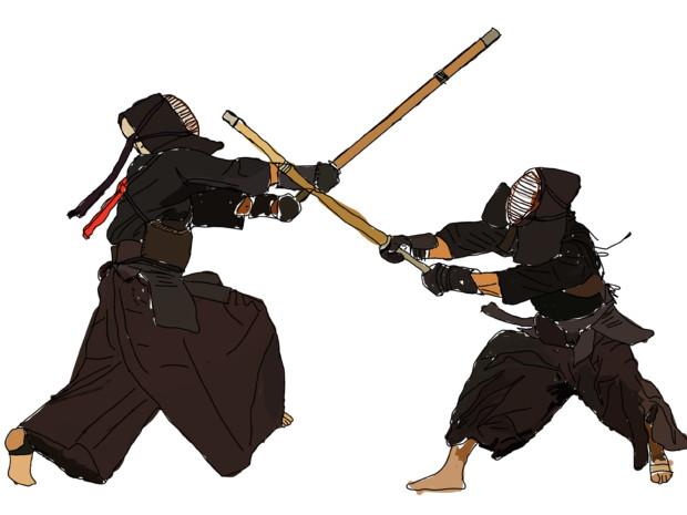 剣道 Takahiro さんのイラスト ニコニコ静画 イラスト