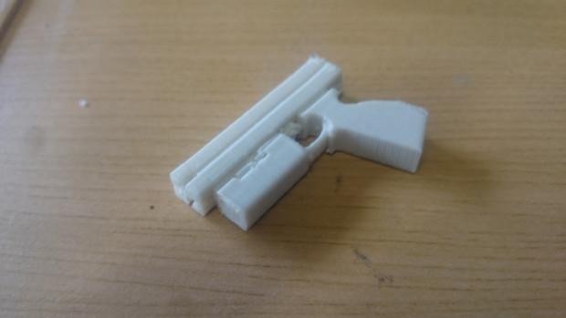 立体化 重力子放射線射出装置 3Dプリンター