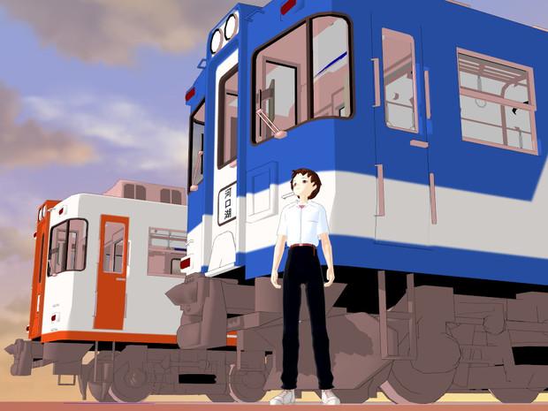 あの電車は無理だった。