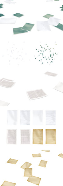 ばらまかれた紙ver1.3