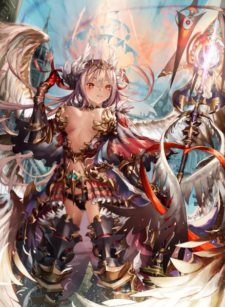 鋭鋒の女神 エイル