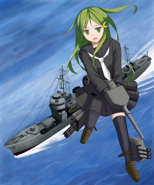 駆逐艦 長月