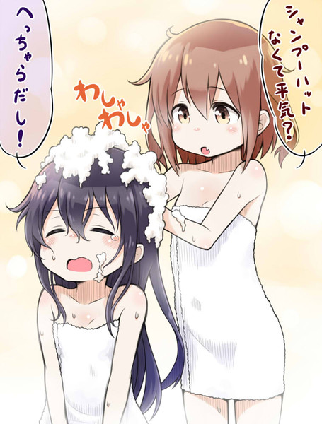 うちの雷ちゃん(10)with暁