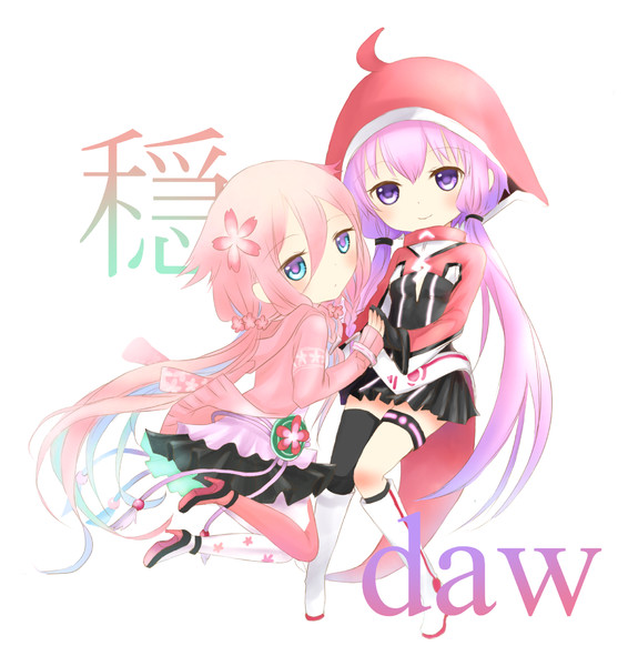 穏IAちゃんとDAWゆかさん